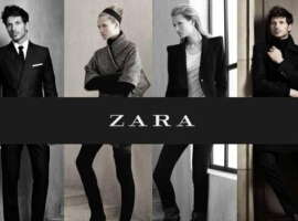大数据分析服饰品牌 最爱ZARA的是摩羯座