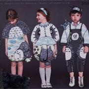 2016 Cool Kids Fashion 童装设计大赛20强入围作品出炉