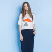 Bellosz淿素女装新品 夏日里的文艺范儿