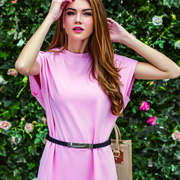 戴芙琳女装2016夏装新品 裙子搭配带动一夏活力