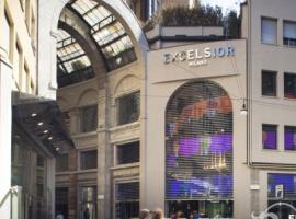 摩登大道收购意大利奢侈品百货Excelsior Milano