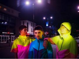 耐克和LV设计师推最新霓虹色联名系列