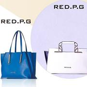 每个优雅女人背后,都有一款RED.P.G包包