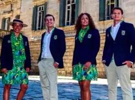 """奥运会各国制服大盘点 古巴队穿""""社会主义时髦"""""""