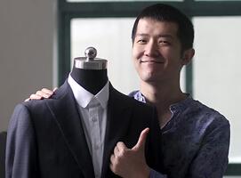 """三个男生说:中国男装需要一个定制版""""ZARA"""""""
