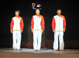 泉州体育品牌拉开奥运营销帷幕 签约多国代表团