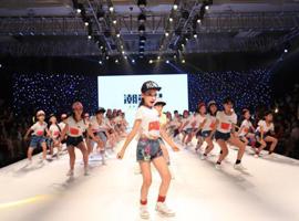 2016潮童星国际童模赛落幕