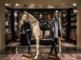 分析:男装店的经营技巧 要有好口碑品牌