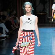杜嘉班纳2016春夏新品将于米兰时装周隆重发布