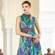 克劳西女装2016奇想丛林系列新款,给你低调奢华的感觉