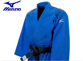 里约奥运会上的日本制造::美津浓超轻柔道服