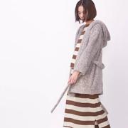 朵朵可可毛绒系列 时尚的秋冬家居服