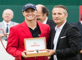 欧米茄欧洲大师赛收杆 亚历山大·诺伦再度夺冠