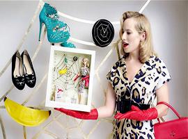 芭比娃娃真人款鞋履与包袋即将面世 看设计师怎么说