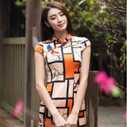 华姿韵旗袍,演绎时尚的东方韵味!