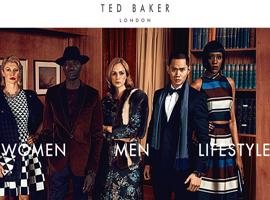 """英国轻奢品牌Ted Baker发布007风格""""谍战""""广告大片"""
