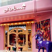 全渠道发布后,artmi线下店销售量增加40%