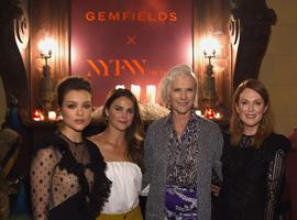 时尚周庆功宴Gemfields纽约推出全新红宝石饰品