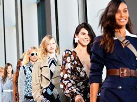 MK、VB成为纽约时装周期间网络最受关注品牌