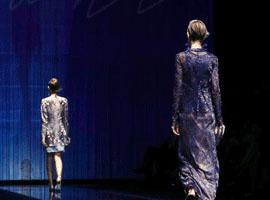 乔治·阿玛尼(Giorgio Armani)2017春夏米兰时装秀