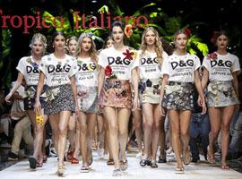 杜嘉班纳(Dolce&Gabbana)2017春夏米兰时装秀