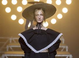 2017春夏巴黎时装周:Jacquemus展现法国明媚夏天