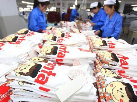 8月我国纺织品服装进出口降势趋缓 出口情况好于预期