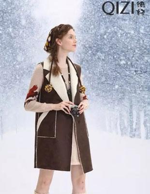 QIZI绮籽2016冬季新品自然第一波——童話森林