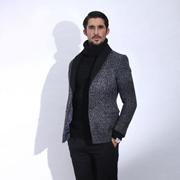 做冬季的魅力男人 曼维尔MVE男装