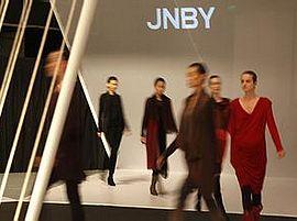 女装品牌JNBY的微信公众号如何领衔时尚圈?
