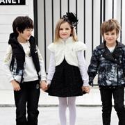 M&Q大眼蛙品牌童装 品质值得信赖