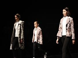 一米阳光2016冬季新品发布 打造韩式婉约派服装
