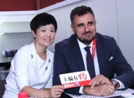 刘佩芳:上海Milano Unica面料展为中国时尚提供的不仅仅是优质面料