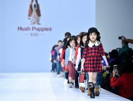 9场童装发布会亮相国际时装周