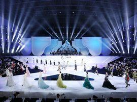 2016年厦门国际时尚周开幕式 演绎潮流时尚