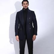 曼维尔大衣 感受男士风度