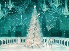 蒂芙尼跨界牵手音乐人发布2016全新圣诞橱窗设计