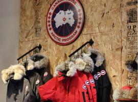 羽绒品牌Canada Goose欲在2017年IPO