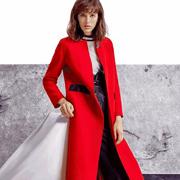 图案女装 | 双面呢大衣保养记,让你整个冬天时尚有型!