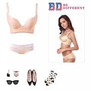 BD轻时尚丨随性摩登裸色魅力