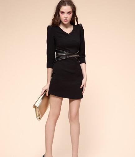 时尚年代女装新品 精致小洋裙集结号