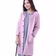 YES女装新品推荐:长款针织外套!
