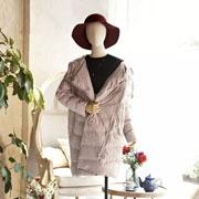 速品女装秋冬新款羽绒服 时尚之势 美的不止一季