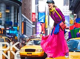 因为表现不好,LVMH用 6.5 亿美元把 DKNY 卖了