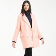 一本衣物双排扣大衣,让你优雅整个冬季!