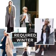 冬季战袍哪些是你的菜,蓝色倾情热门外套赶快入手吧!