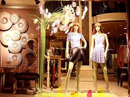 快闪店频现购物中心 高人气能否拉动服装新消费?