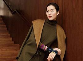 快时尚颠覆服装业,刘雯代言的鄂尔多斯升级中及格吗?
