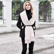 YES女装:你的冬日造型,只需一条腰带!