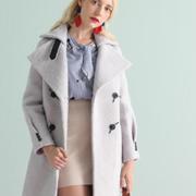 ABUN女装 毛呢大衣的新选择
